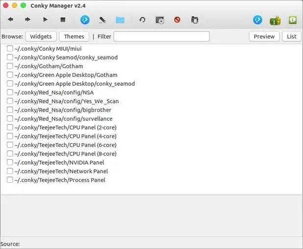 how to install conky in ubuntu