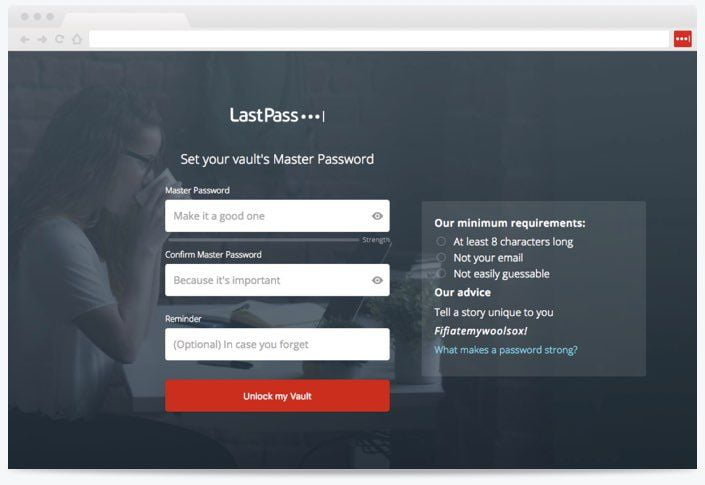 lastpass password manager for linux