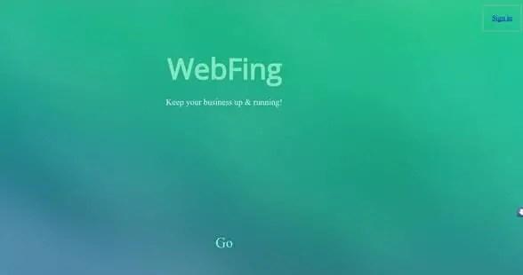 my website on linux web server