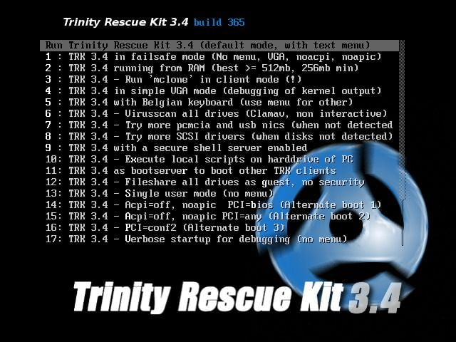 tiny rescue kit