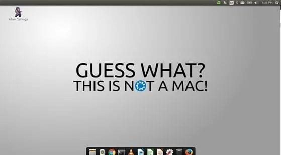 ubuntu mac transformation pack