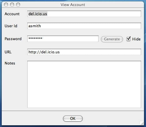 universal password manager for linux