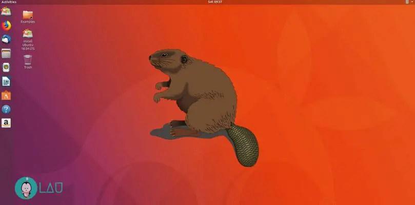 Where Ubuntu 18.04 LTS