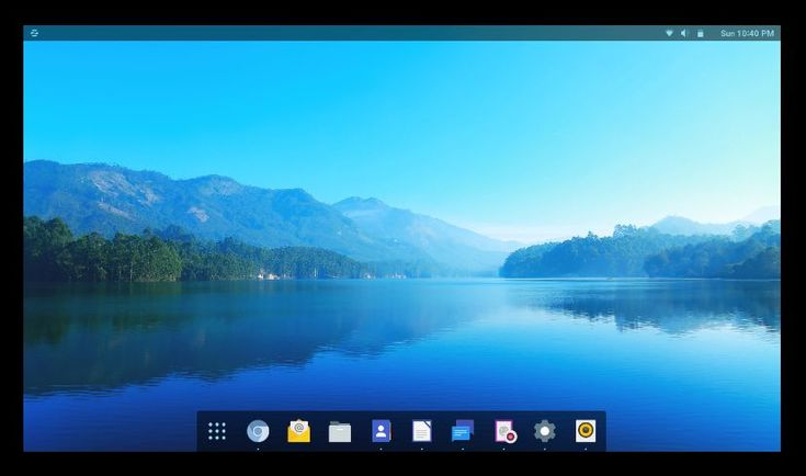 Zorin os MacOS appearance mode