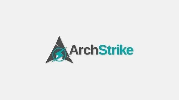 archstrike linux distro