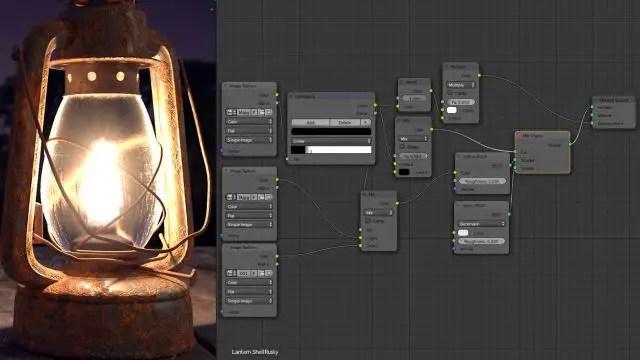 blender create Realistic Materials