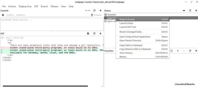 Git Diff Tool Windows