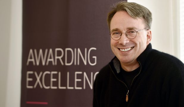 linus torvalds creator of linux