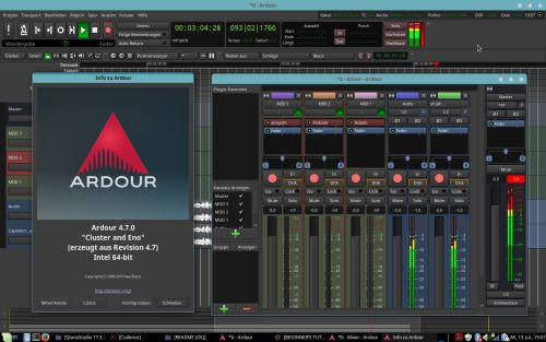 qiana studio audio applications and features