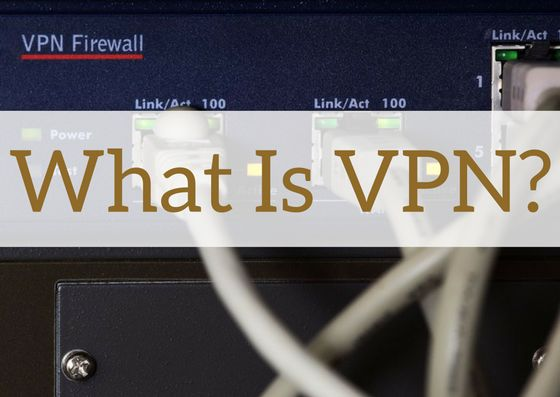 what is a vpn connection