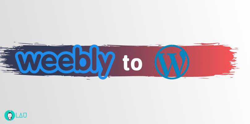migrate from weebly to wordpress