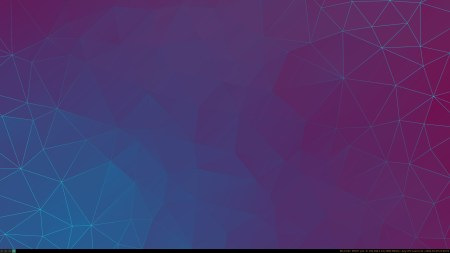 Sporting the Lubuntu 16.04 Wallpaper