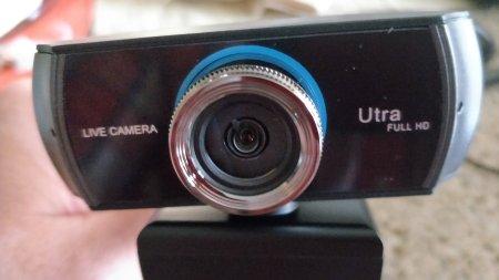 Full 1080P/1536P HD USB Webcam /w Noise Canceling Microphone