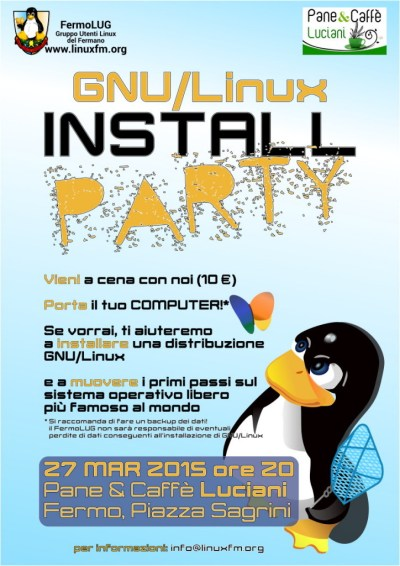InstallParty