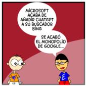 Tira<br /> Linux Hispano