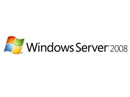Logo Windows Sever 2008