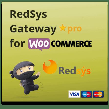 pasarela RedSys WooCommerce