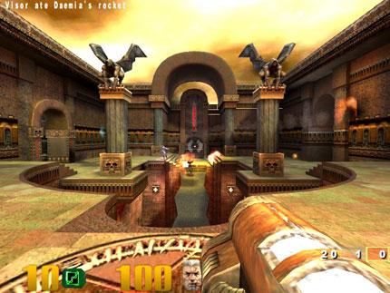 Quake 3 en GNU/Linux