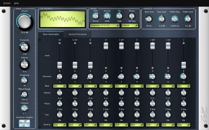 Calf Studio Gear