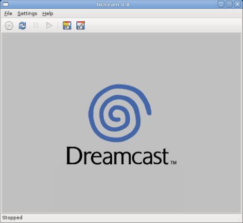 lxdream - Sega Dreamcast emulator - LinuxLinks