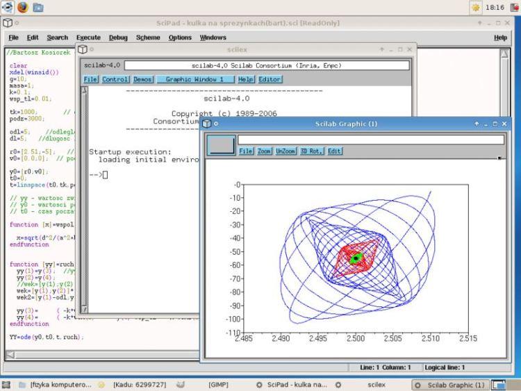 Scilab - software for numerical computation - LinuxLinks