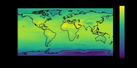 GeoViews - Explore and Visualize Data that includes Geographic