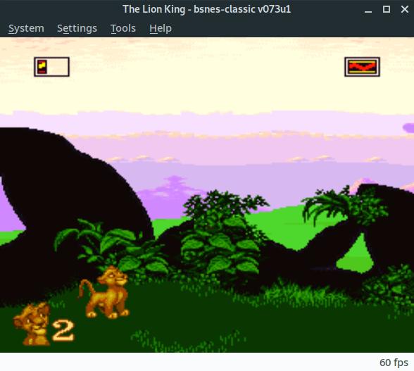 bsnes - standalone SNES emulator using the higan SNES core