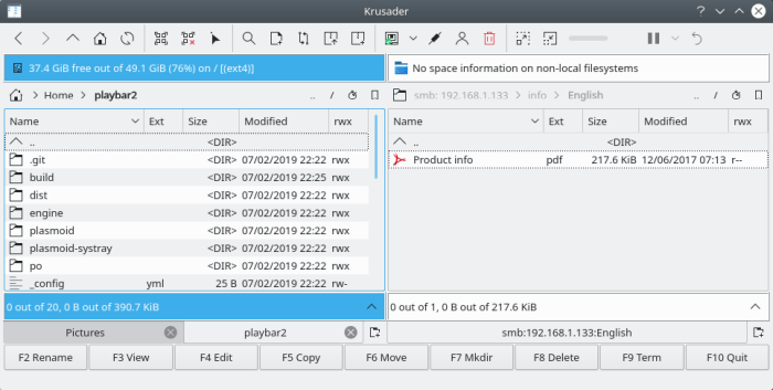 Qt File Managers Roundup: Excellent Ways to Manage your
