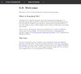 A Tour of Standard ML