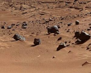 Linux flies on Mars