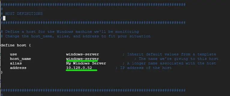 Specify-hostname-IP-Windows