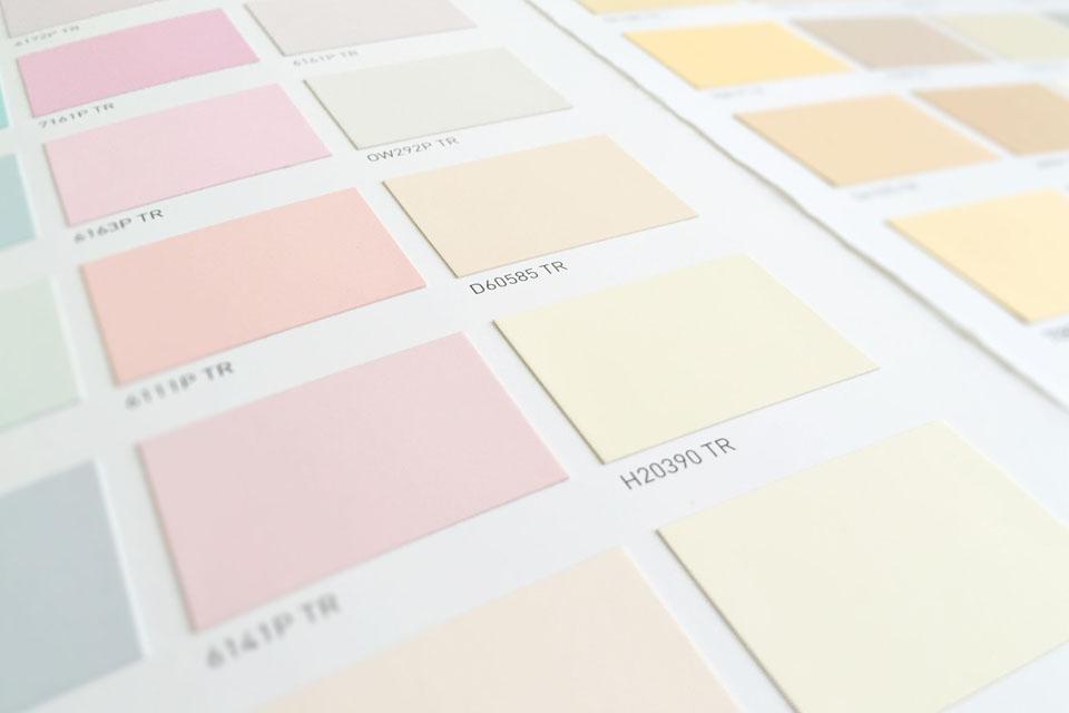 Come colorare al meglio la tua casa e gli ambienti di lavoro. Pitture Murali Colori Per Interni Cartelle Colore Linvea Industria Vernici Italiana