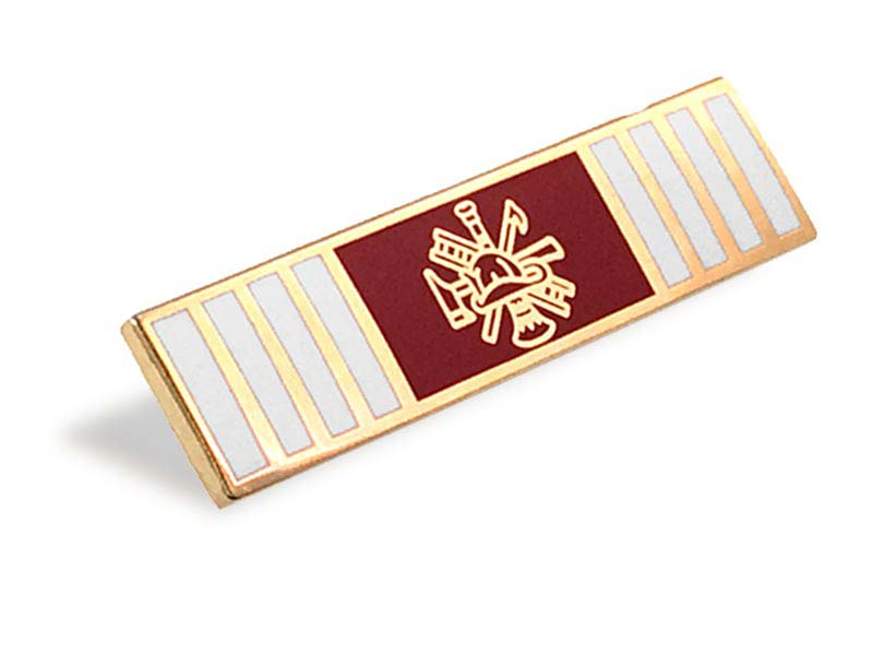 Firefighter Commendation Bars