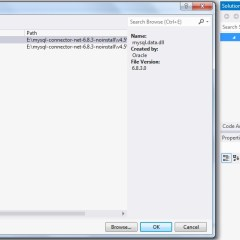 Windows Forms Application Login Demo with MySQL Connection in C# .NET