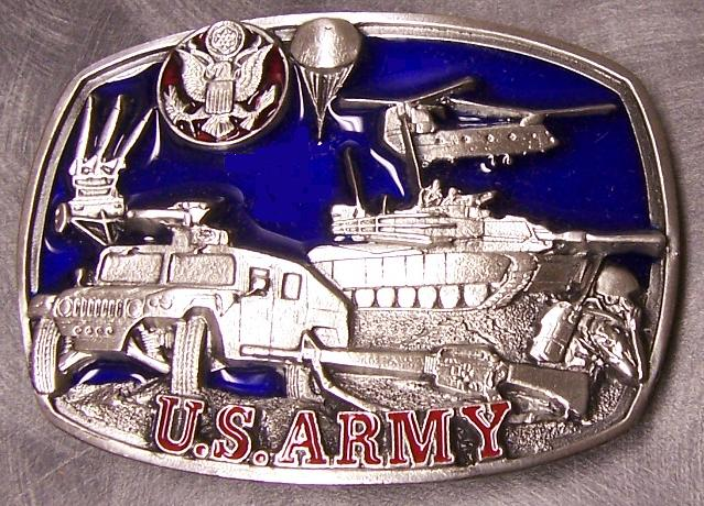 Us Badge Army Korea Infantryman Combat