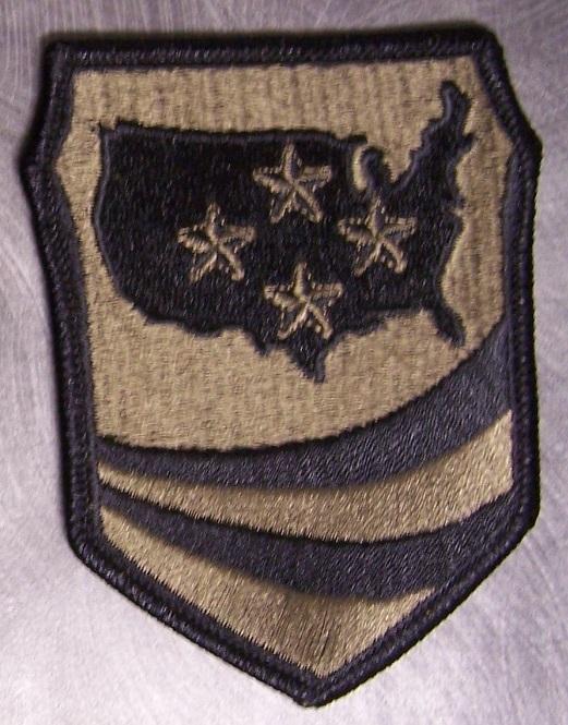 South Dakota National Guard Patch