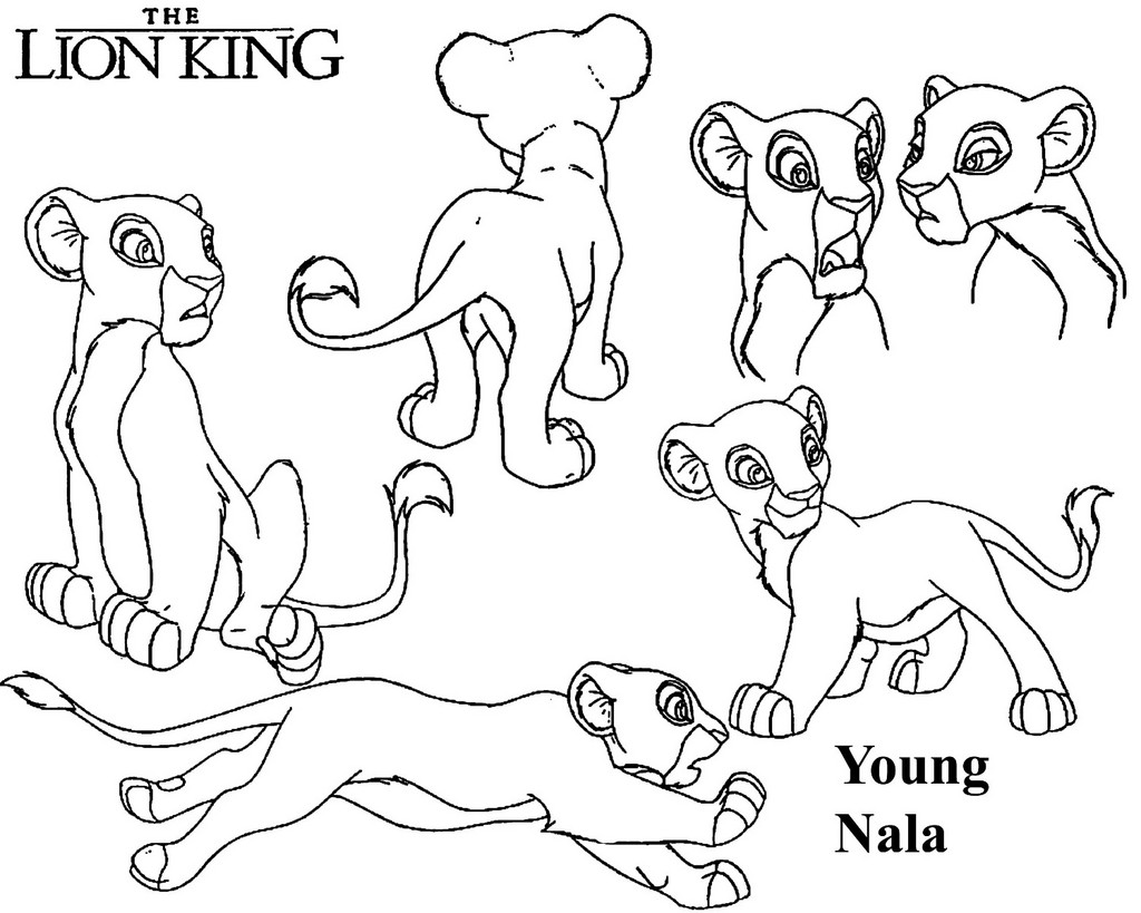 The Lion King Image Archive