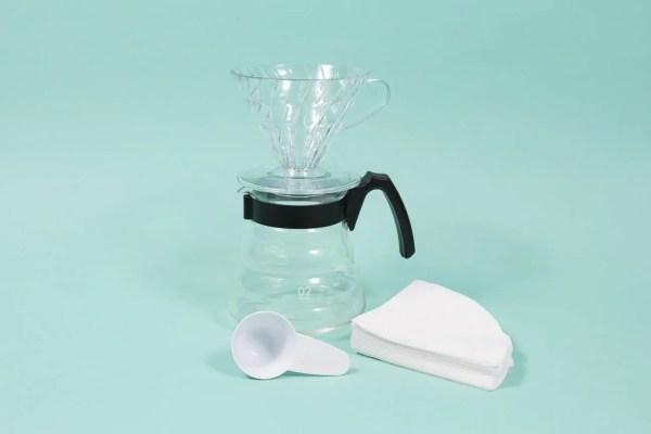 v60 coffee maker set