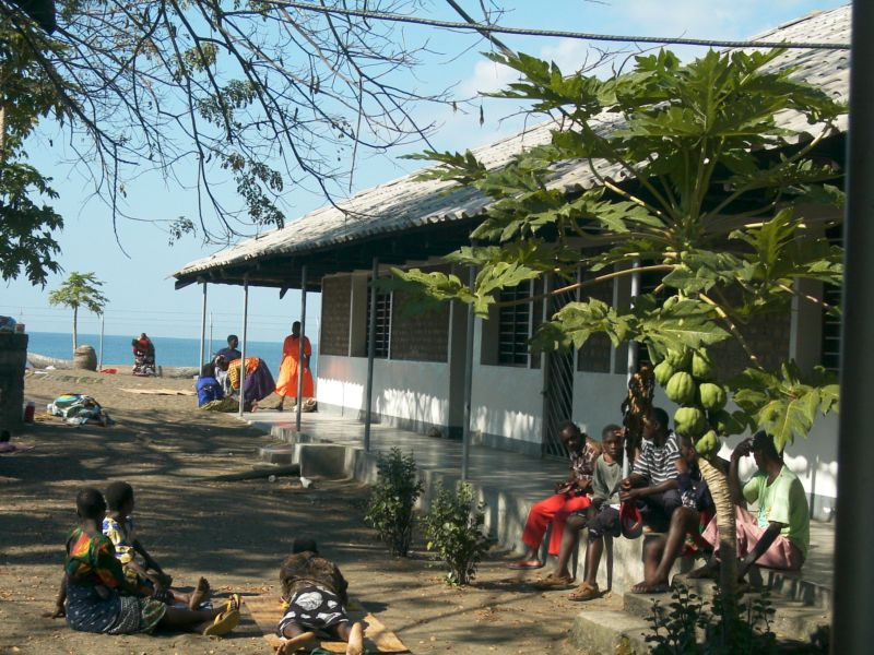 Hospital Matema in Tansania