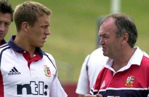 Graham Henry & Jonny Wilkinson