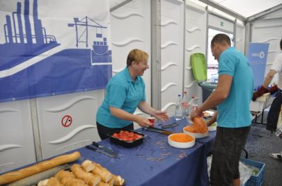 Lions Brugge Maritime BBQ 2013 178