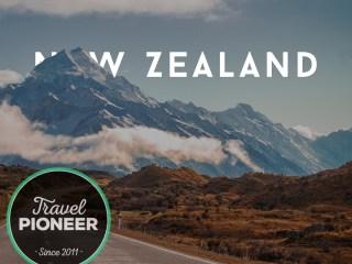 Neuseeland Travel.Pioneer
