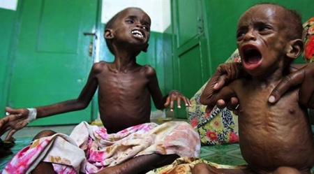 Lions hjälper svältande i Somalia och Kenya