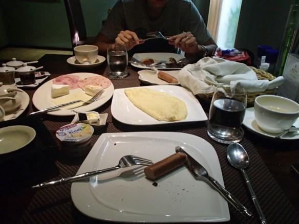 sala's breakfast