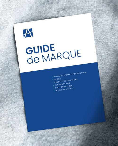 Guide de marque AMALTHE Gestion - LIOR Productions