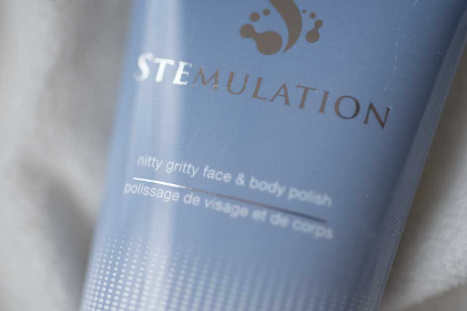 Nitty Gritty Face and Body Polish by Stemulation