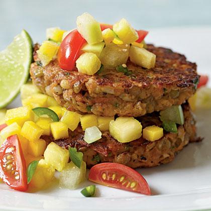 lentil-barley-burgers