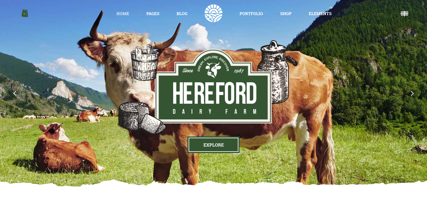 Hereford - An Agriculture and Organic Food Theme.png