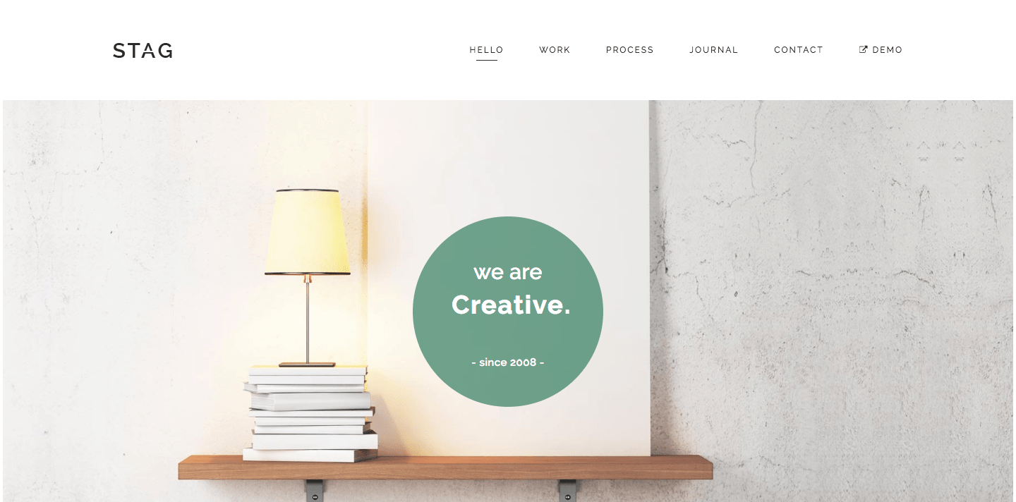 Stag - Portfolio Theme for Freelancers and Agencies.png