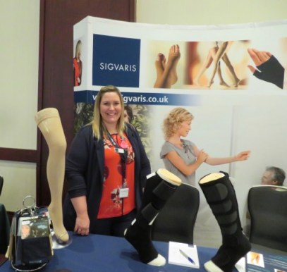 Heather Wright of Sigvaris
